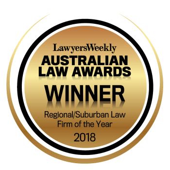 Regional/Suburban Law Firm of the Year 2018